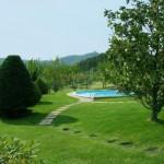 Piscina della Villa Centopino